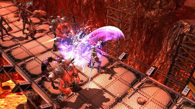 بازی Implosion برای ایفون