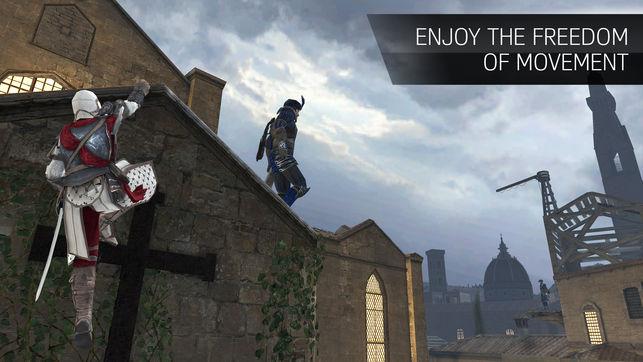 بازی assassian برای ایفون
