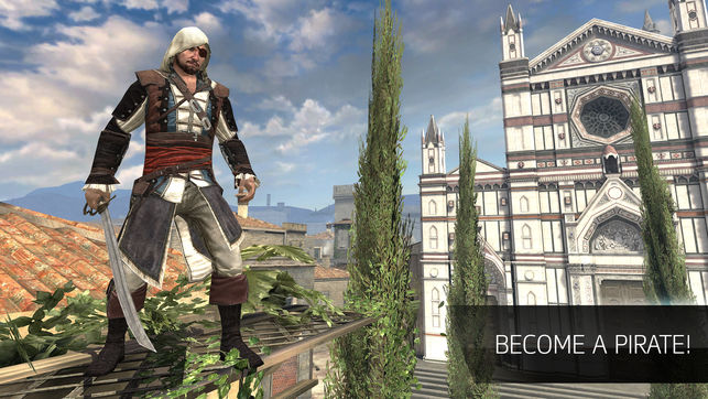 بازی assassian برای iOS