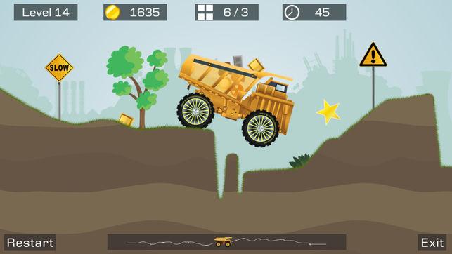 دانلود بازی big truck