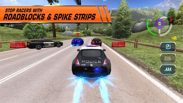دانلود بازی hot pursuit
