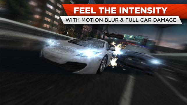 بازی need for speed برای iOS