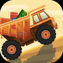 بازی big truck