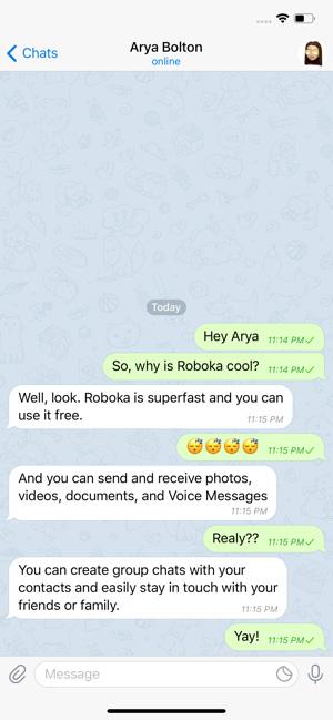 دانلود روبیکا برای ایفون