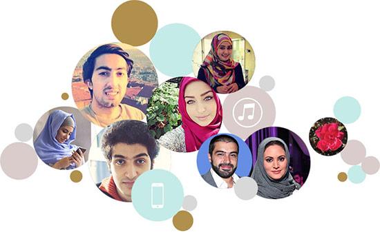 انجمن آیتونز در اپل استور ایرانی