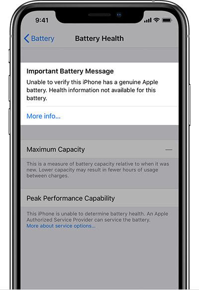 کاهش مصرف باتری ایفون