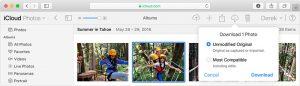 iCloud Photos چیست