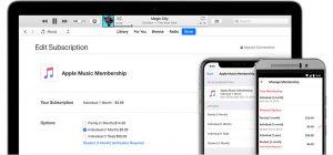 اشتراک Apple Music