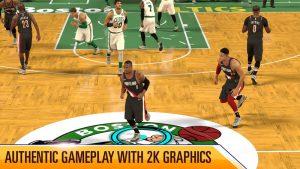 بازی NBA 2K20 ایفون