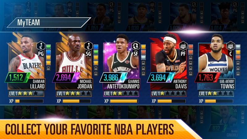 دانلود بازی NBA 2K20 برای iOS