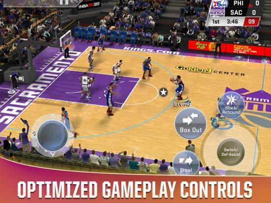 دانلود بازی NBA 2K20 برای ایفون