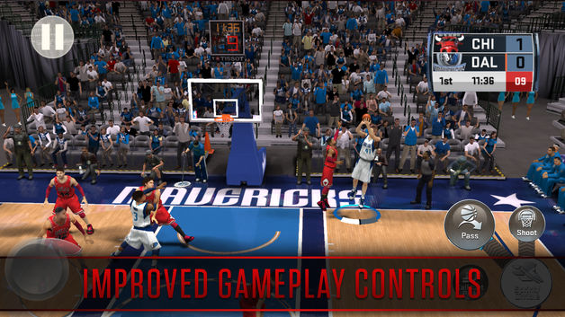 دانلود بازی بسکتبال برای ایفون