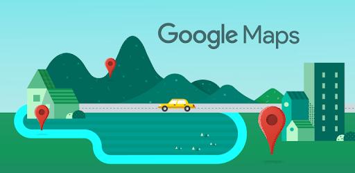 گوگل مپ برای iphone